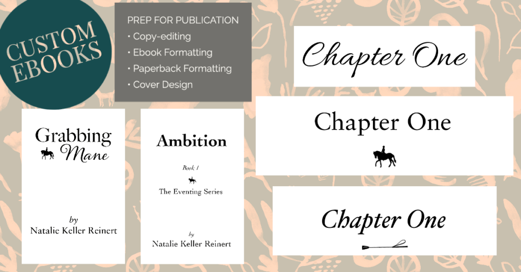 ebook design formatting