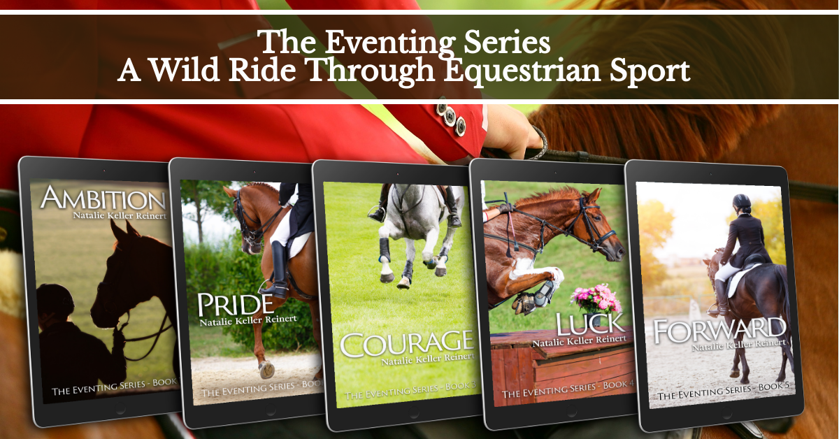 Eventing Series Covers