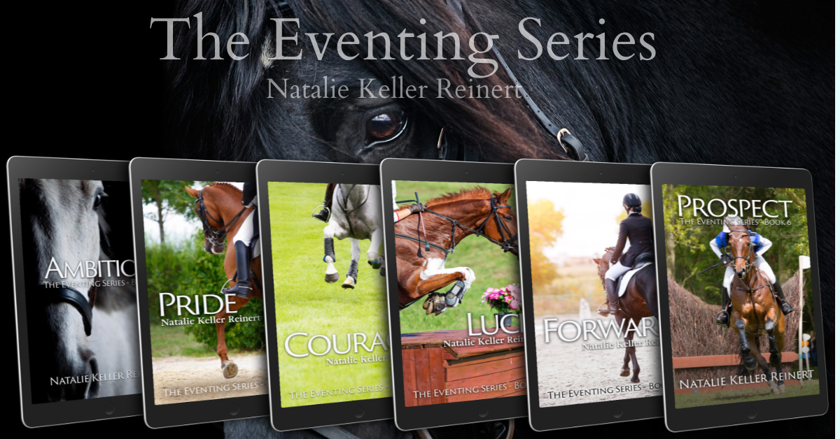 The Eventing Series Natalie Keller Reinert