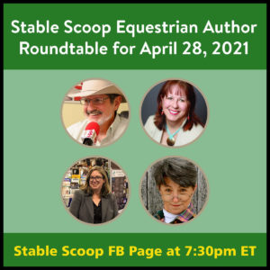 Stable Scoop equestrian author
