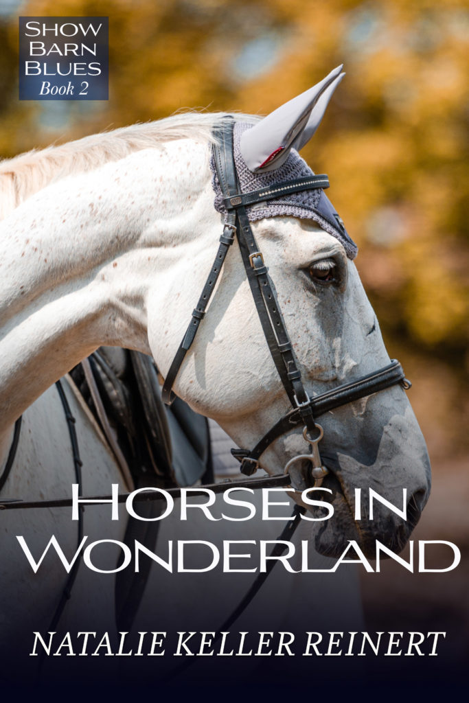 Horses in Wonderland Cover